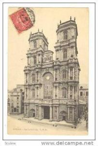 RENNES, La Cathedrale, I.H.R., Exterior, Cathdral, 00-10s, France