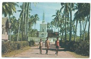 Philippines, FERDINAND MAGELLAN MONUMENT, used Postcard