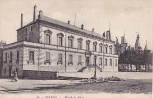NEVERS, L'Hotel de Ville, Nievre, France, 00-10s