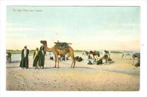 On the Nile River near LUXOR , Egypt, 00-10s
