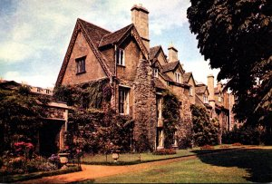 England Oxford Worcester College