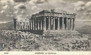 Greece Athens Acropolis Pantheon 6 Postcards Lot  01.16