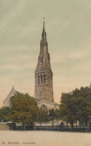 LEICESTER , England, 1907 ; St Martin's