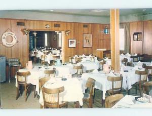 Pre-1980 RESTAURANT ON RARITAN BAY Keyport By Edison & Middletown NJ c6064