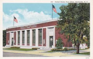 REIDSVILLE , North Carolina , 30-40s; Post Office