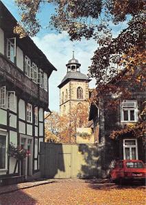 Hornburg romantische Fachwerkstadt im Vorharz, Kirche Beatae-Mariae-Virginis