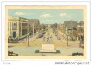 Queens Square, Charlottetown, P.E.I.,Canada30-40s