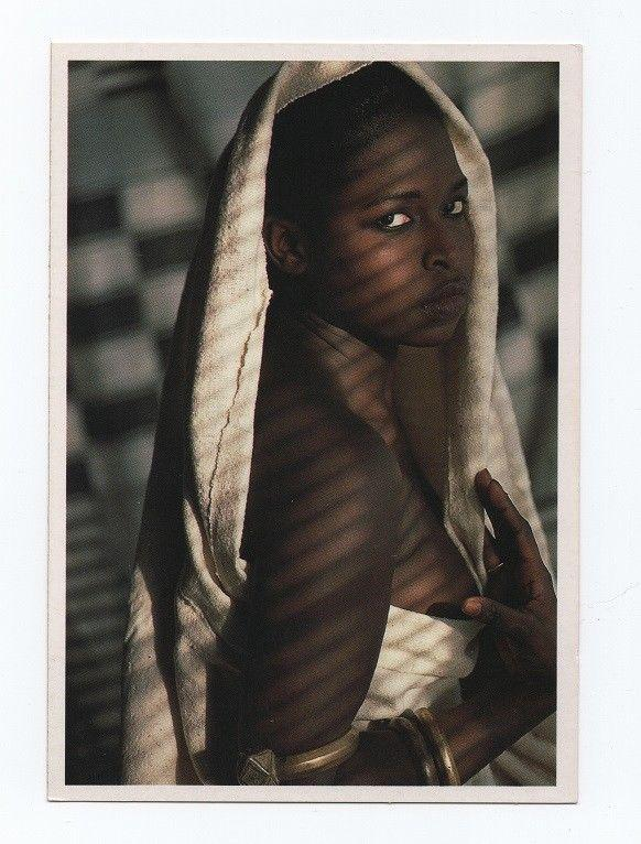 - POSTCARD AFRICAN BLACK WOMAN AFRICA semi nudes AFRICAN GIRL AFRIKA AFRIQUE