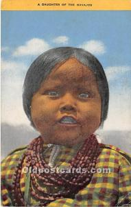 Daughter of the Navajos Indian 1949
