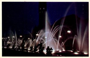 Missouri St Louis Carl Milles Fountain The Meeting Of The Waters