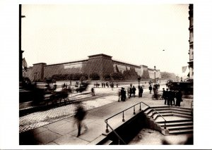 Croton Reservoir Fifth Avenue and 42nd Street New York City 1900 Photograph B...