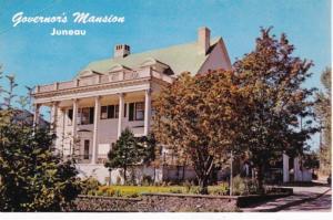 Alaska Juneau Governor's Mansion