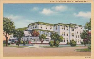 Florida St Petersburg The Wigwam Hotel Curteich