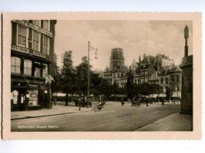 173787 NETHERLANDS ROTTERDAM Groote Markt Sigaren Vintage