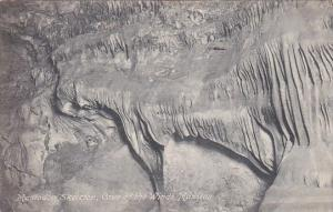 Colorado Manitou Mastodon Skeleton Cave Of The Winds 1909