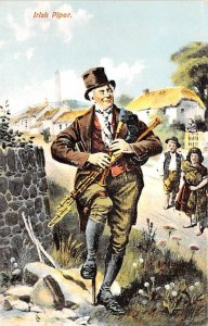 Irish Piper Ireland Unused
