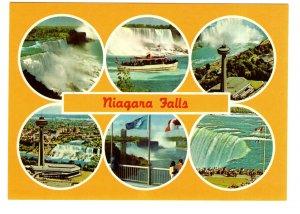 Collage, Niagara Falls, Ontario