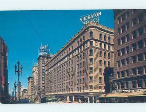 Unused Pre-1980 SHERATON HOTEL San Francisco California CA c1140-12