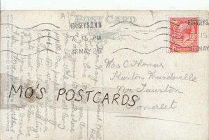 Genealogy Postcard - Thomas - Keinton Mandeville, Taunton, Somerset - Ref 7533A