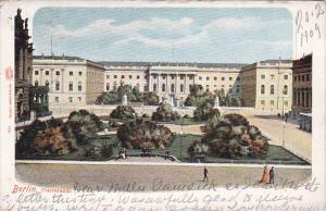 BERLIN, Germany, PU-1909; Universitat