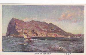 Rock of Gibraltar, Sail boat, 00-10s