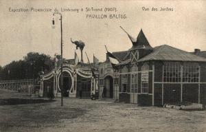 Belgium Exposition Provinciale du Limbourg 02.32