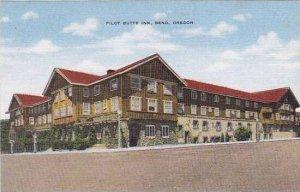 Oregon Bend Pilot Butte Inn