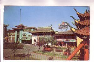 New Chinatown, The Phoenix, Retail Shops,  Los Angeles, California, Geo E Watson