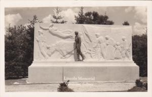 RP: Lincoln Memorial , Vincennes , Indiana , 30-40s