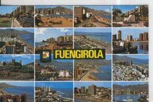 Postal 009815: Vistas varias de Fuengirola en Malaga