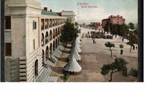 GIBRALTAR, PU-1911; South Barracks