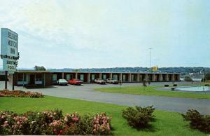 ME - Belfast. Belfast Motor Inn