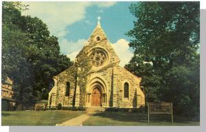 Davenport, Iowa/IA Postcard, Trinity Episcopal Church