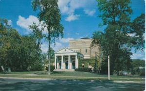 WILLIAMSTOWN, Massachusetts; Adams Memorial Theatre, Williams College Campus ...