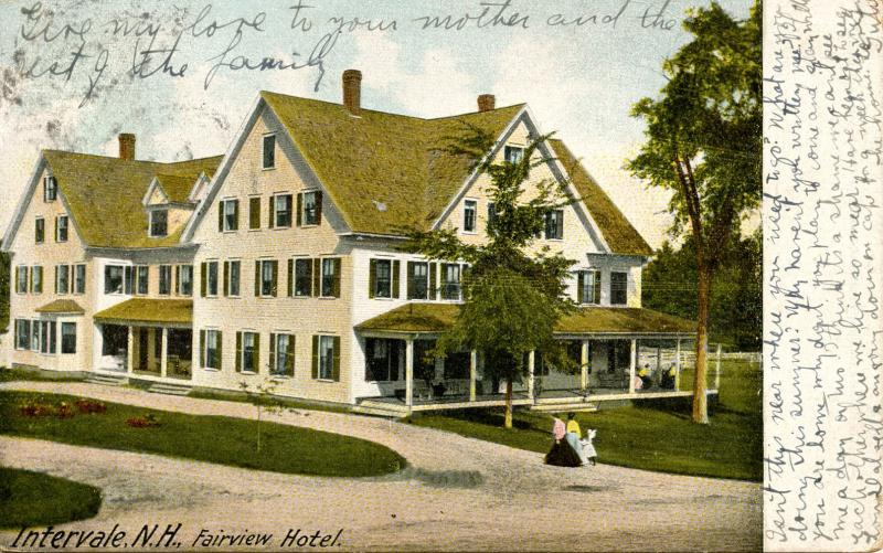 NH - Intervale. Fairview Hotel