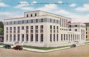 Missouri Springfield Post Office And Federal Court Building