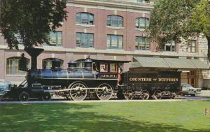 Canada First Locomotive Countess Of Dufferin Winnipeg Manitoba