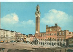Italy, Italia, SIENA, Il Campo, unused Postcard
