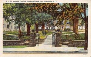 nj-new_brunswick Queens Campus Rutgers College 1946