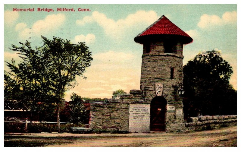 Connecticut  Milford , Memorial Bridge