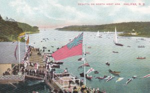 HALIFAX , Nova Scotia , Canada , 00-10s ; Regatta on North West Arm