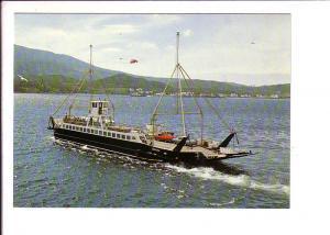 Lochalsh, Car Ferry, Kyle Lochalsh and Kyleakin, Scotland