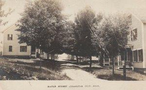 RP: CHARLTON CITY , Massachusetts, 1900-10s; Main St.