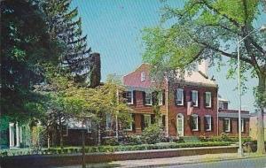 New Jersey Morristown Wedgwood Inn Restaurant