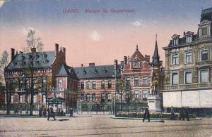 GAND, Maison du Gouverneur, East Flanders, Belgium, PU-1917