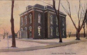 Iowa Stuart Alcott School 1911 sk703