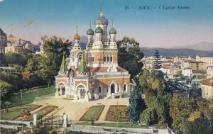 NICE , France, 00-10s : L'Eglise Russe