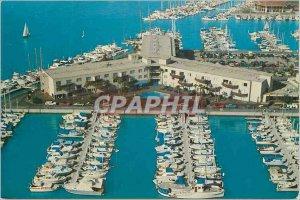 Postcard Modern Marina Del Rey Hotel 13534 Bali Way Charter