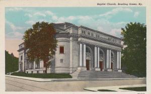 BOWLING GREEN , Kentucky, 1910s ; Baptist Church