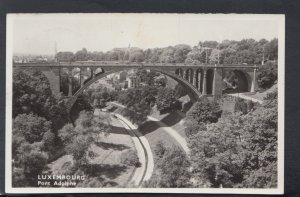 Luxembourg Postcard - Pont Adolphe  HM39